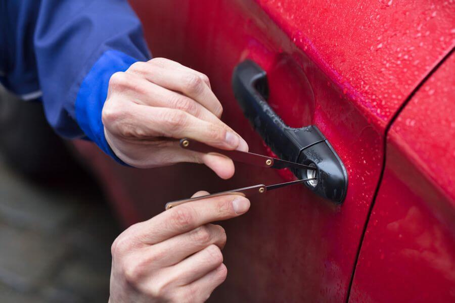 Schlüsseldienst Sommerrain Autoöffnung
